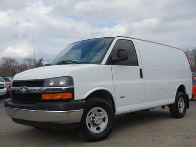 Used 2008 Chevrolet Express 3500 Work Van