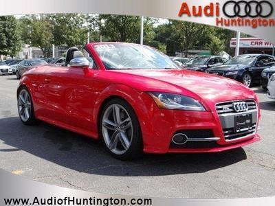 Used 2013 Audi TTS 2.0T Premium Plus quattro