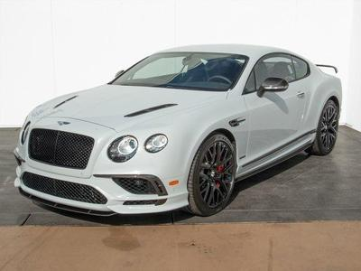 2017 Bentley Continental GT Supersport
