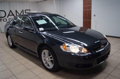 Used 2015 Chevrolet Impala Limited LTZ