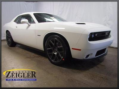 New 2017 Dodge Challenger R/T
