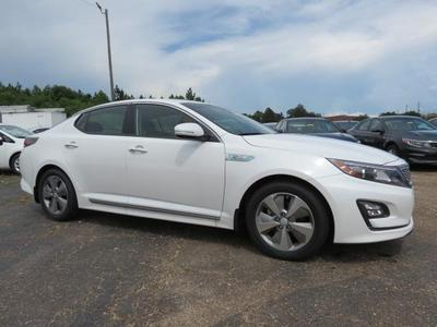 New 2016 Kia Optima Hybrid EX