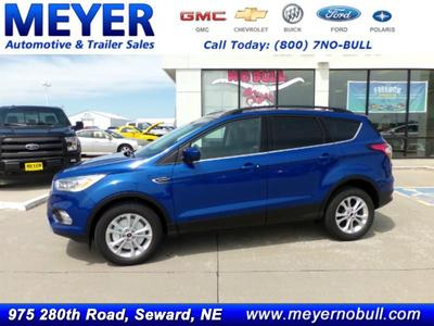 New 2017 Ford Escape SE