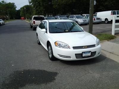 Used 2012 Chevrolet Impala LT Fleet