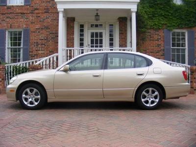 Used 2004 Lexus GS 300