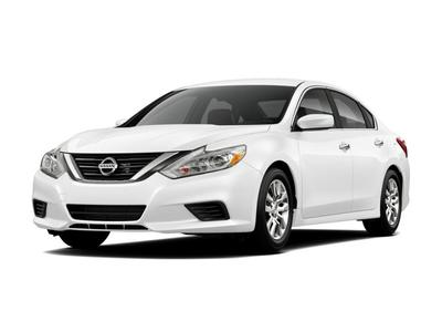 New 2017 Nissan Altima 2.5