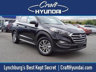 New 2017 Hyundai Tucson SE