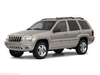 Used 2002 Jeep Grand Cherokee Laredo