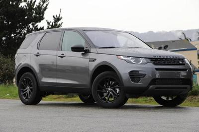 New 2017 Land Rover Discovery Sport SE
