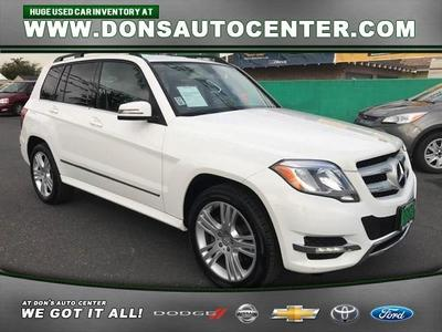 Used 2014 Mercedes-Benz GLK350