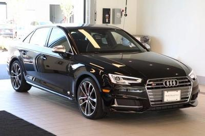 New 2018 Audi S4 3.0T Premium Plus quattro