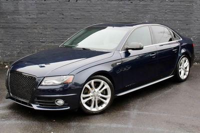Used 2010 Audi S4 3.0 Premium Plus quattro