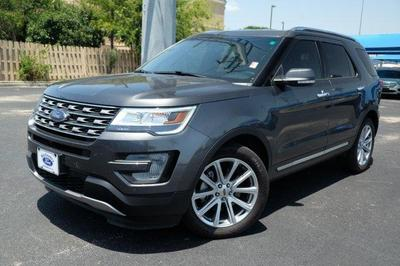 Used 2017 Ford Explorer Limited