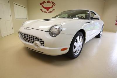 Used 2003 Ford Thunderbird Premium