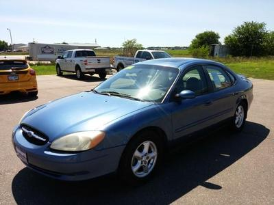 Used 2002 Ford Taurus SES
