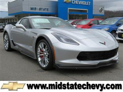 New 2017 Chevrolet Corvette Z06 2LZ