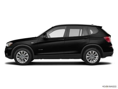 New 2017 BMW X3 xDrive28i