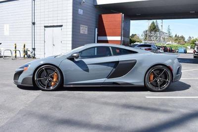 2016 McLaren 675LT Base