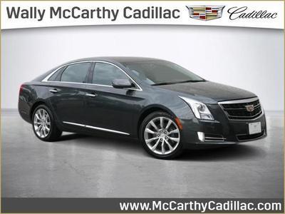 Used 2017 Cadillac XTS Luxury