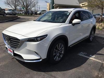 New 2017 Mazda CX-9 Signature
