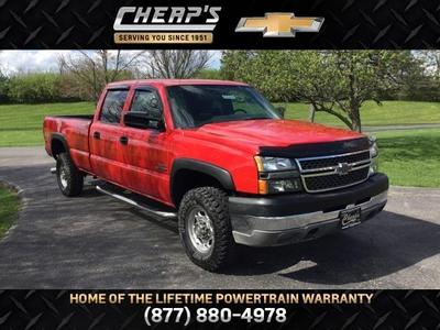 Used 2007 Chevrolet Silverado 3500 Work Truck