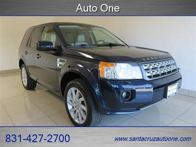 Used 2011 Land Rover LR2 Base