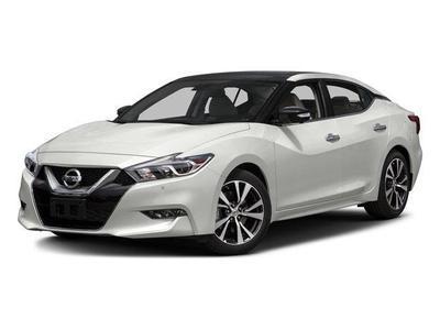 New 2017 Nissan Maxima 3.5 SV