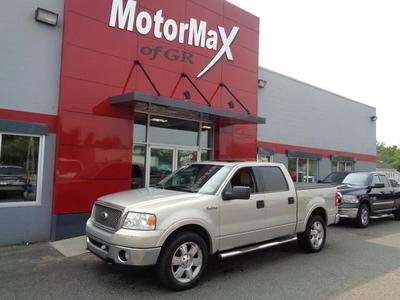 Used 2006 Ford F-150 Lariat SuperCrew