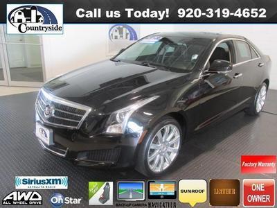 Used 2014 Cadillac ATS 2.0L Turbo Luxury
