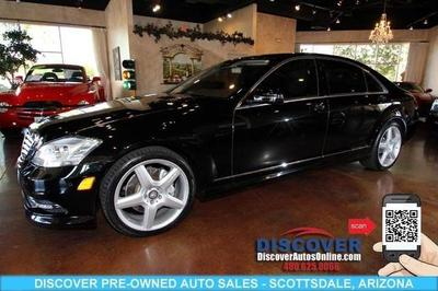 Used 2011 Mercedes-Benz S 550