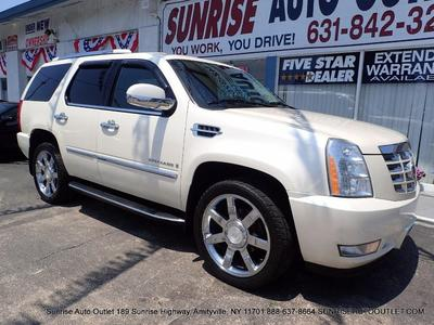 Used 2009 Cadillac Escalade Base