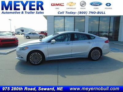 Used 2017 Ford Fusion Titanium