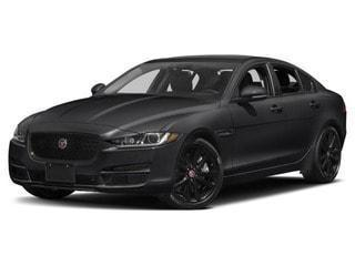 New 2018 Jaguar XE 25t