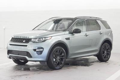 New 2017 Land Rover Discovery Sport HSE LUX