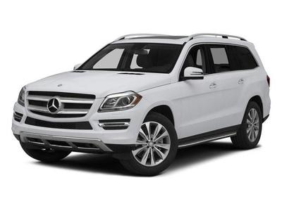 Certified 2015 Mercedes-Benz GL450W4