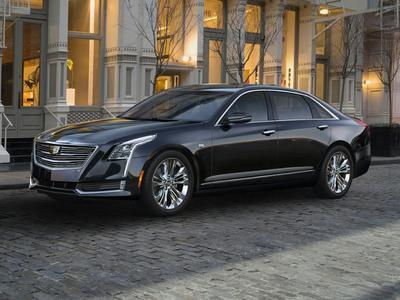 New 2018 Cadillac CT6 3.6L Premium Luxury