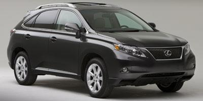 Used 2010 Lexus RX 350 Base