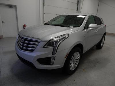 New 2018 Cadillac XT5 Base