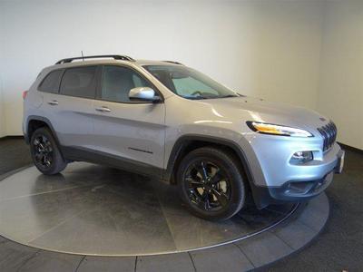 New 2018 Jeep Cherokee Latitude