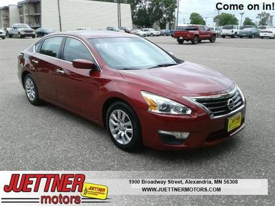 Used 2015 Nissan Altima S