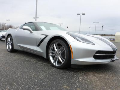 New 2017 Chevrolet Corvette Stingray Z51