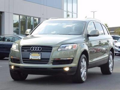 Used 2007 Audi Q7 3.6 Premium quattro