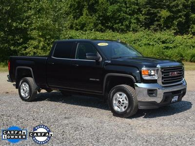Used 2016 GMC Sierra 2500 SLE