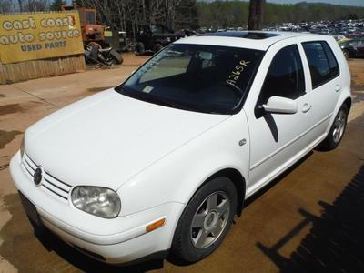 Used 2001 Volkswagen Golf GLS