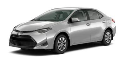 New 2017 Toyota Corolla LE ECO