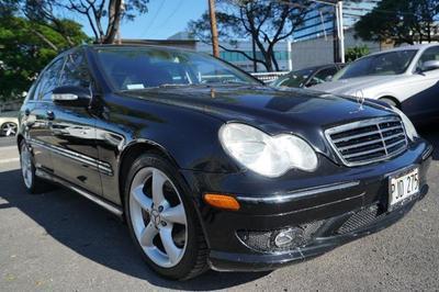 Used 2006 Mercedes-Benz C230
