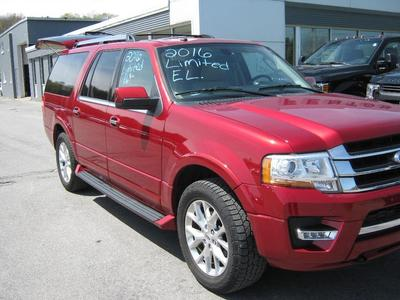 Used 2016 Ford Expedition EL Limited