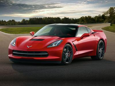 Certified 2016 Chevrolet Corvette Stingray Z51
