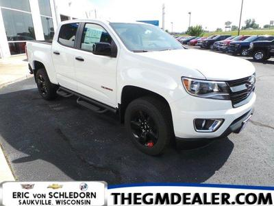 New 2018 Chevrolet Colorado 4WD LT