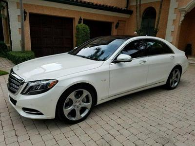 Used 2015 Mercedes-Benz S600